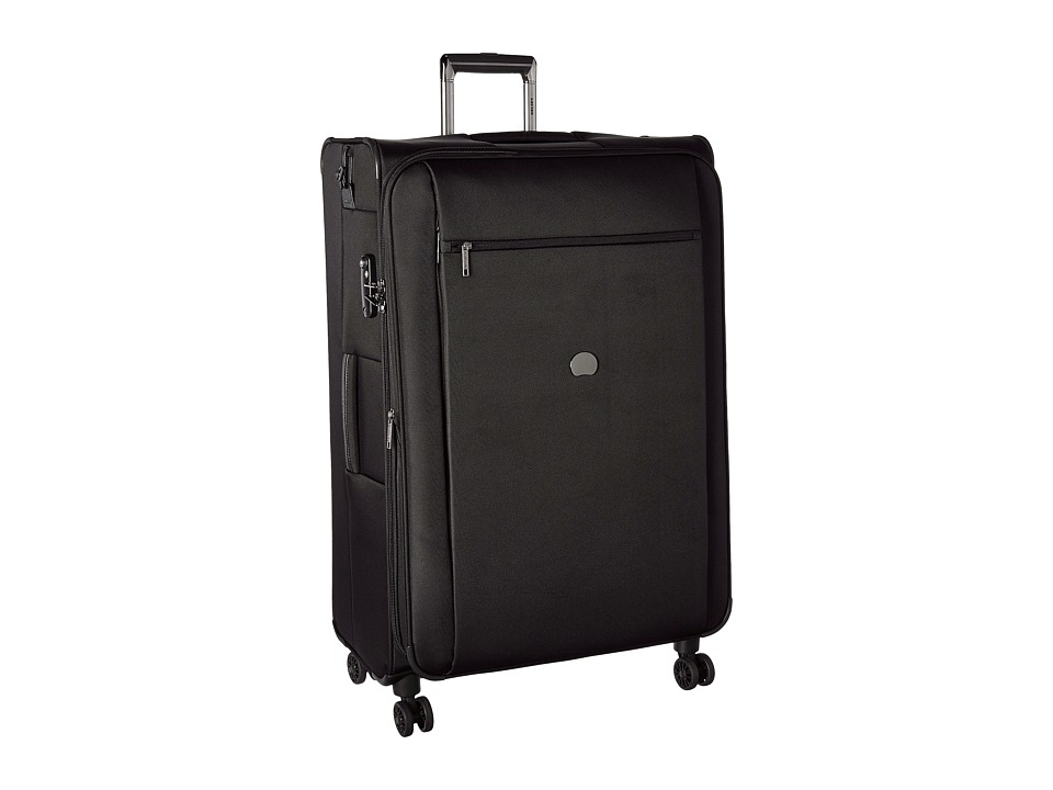 Delsey - Montmartre 29 Expandable Spinner Suiter Trolley (Black) Luggage