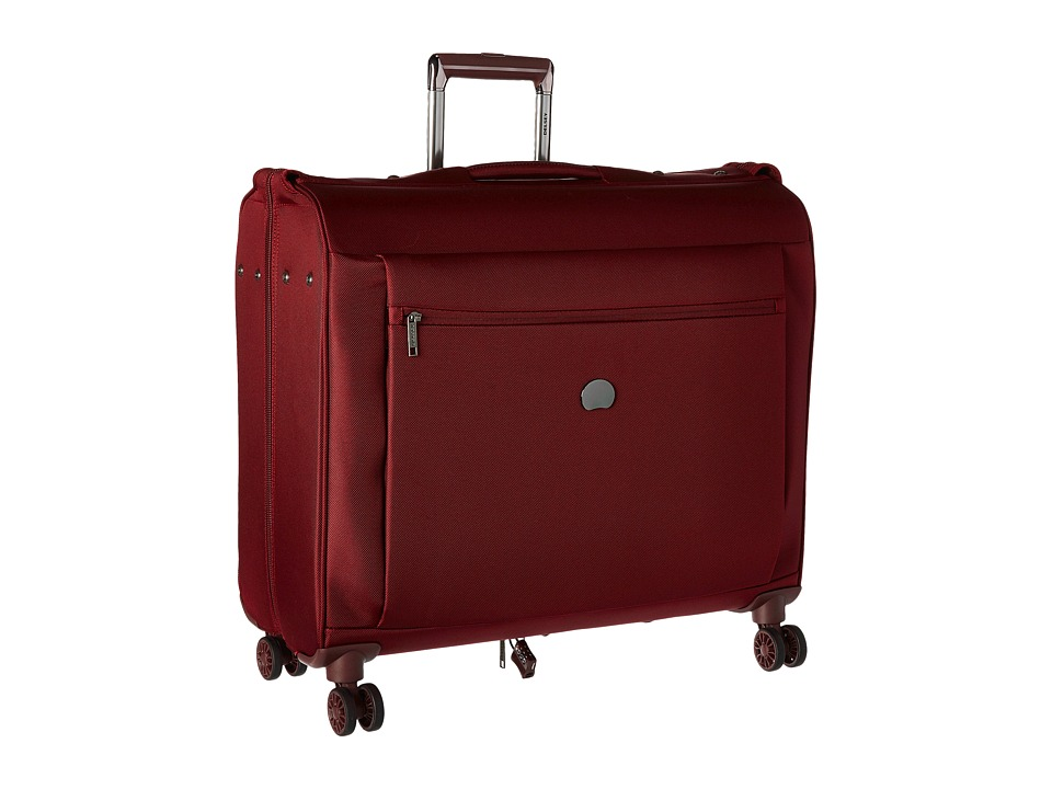 Delsey - Montmarte Spinner Trolley Garment Bag (Bordeaux) Luggage