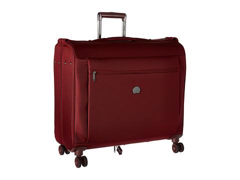 Delsey Montmarte Spinner Trolley Garment Bag - Bordeaux