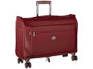 Delsey Montmartre Carry-On Spinner Trolley Garment Bag (Bordeaux)