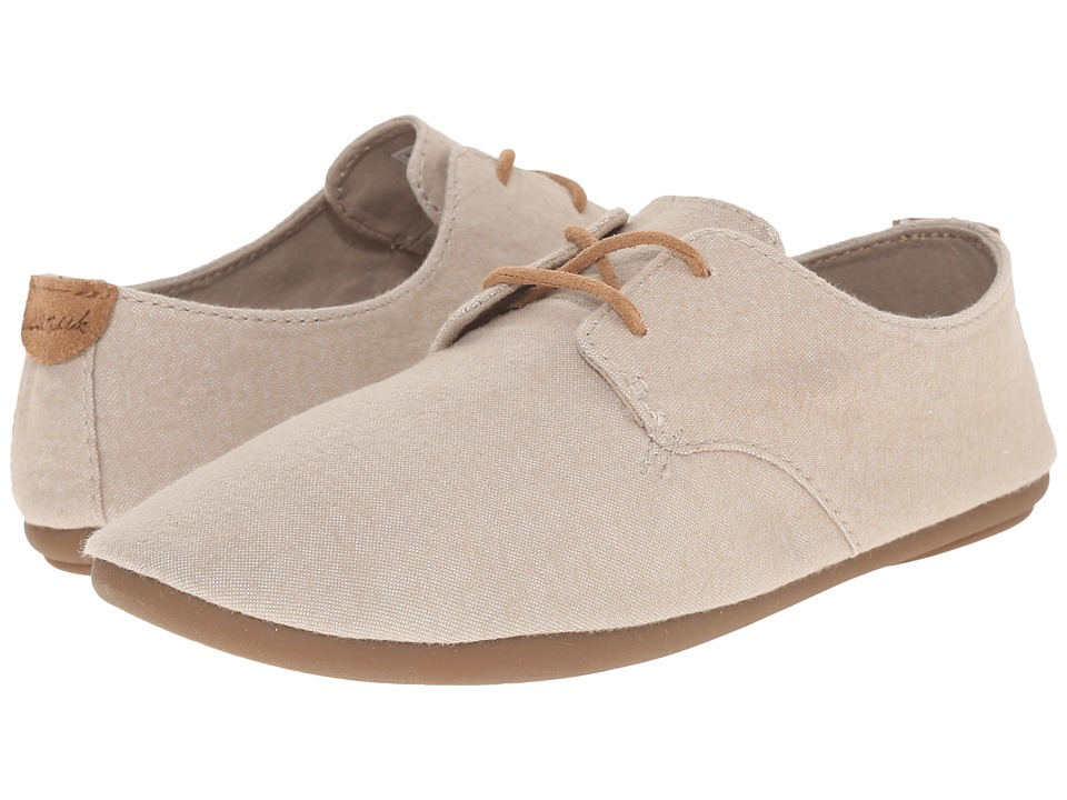 Sanuk - Bianca TX (Natural Chambray) Women