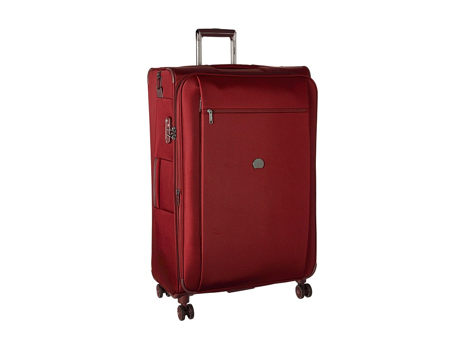 Delsey - Montmartre 29 Expandable Spinner Suiter Trolley (Bordeaux) Luggage
