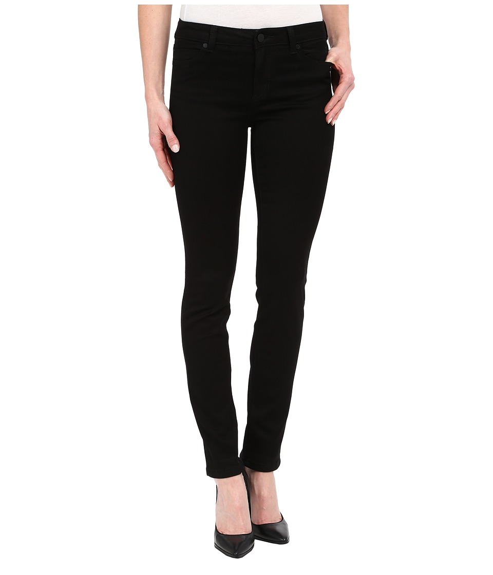 Liverpool - Abby Skinny Jeans in Overdye Black
