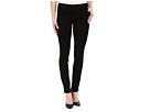 Abby Skinny Jeans in Overdye Black