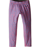 Nike Kids - Club Leggings - Crop AOP (Little Kids/Big Kids)