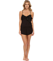 Betsey Johnson - Neps Yarn Rayon Knit Romper