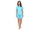 LAUREN Ralph Lauren Sateen Boxer Pajama Set