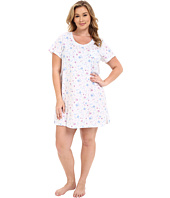 Carole Hochman - Plus Size Novelty Print Sleepshirt
