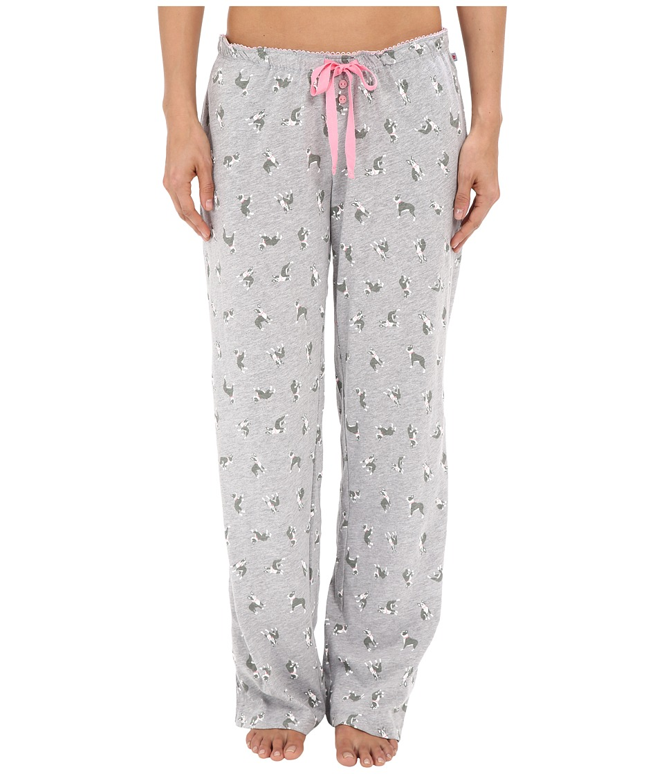 Jane amp Bleecker Jersey Pants 3591101 Terrier Womens Pajama