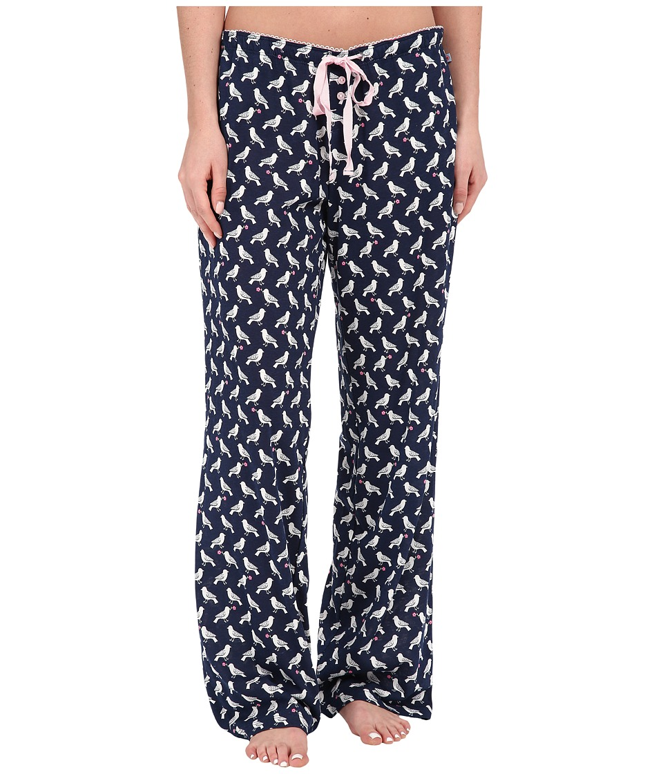 Jane amp Bleecker Jersey Pants 3591101 Birds Womens Pajama