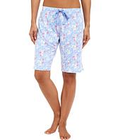 Jockey - Printed Cotton Bermuda Shorts