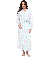 Carole Hochman - Diamond Quilt Long Robe