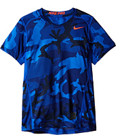 Nike Kids - Pro Hypercool Allover Print Shirt (Little Kids/Big Kids)