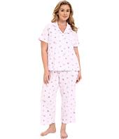 Carole Hochman - Plus Size Capris Pajama