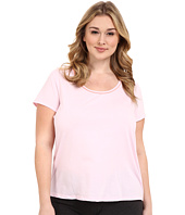 Jockey - Plus Size Cap Sleeve Tee