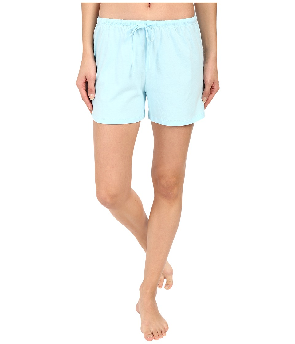Jockey Jockey Cotton Essentials Boxer Surf Blue Womens Pajama