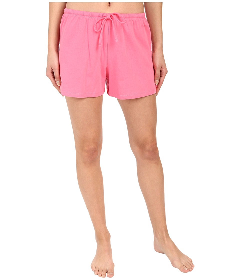 Jockey Jockey Cotton Essentials Boxer Coral Womens Pajama