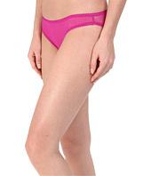 OnGossamer - Solid Gossamer Mesh Hip Bikini 3202
