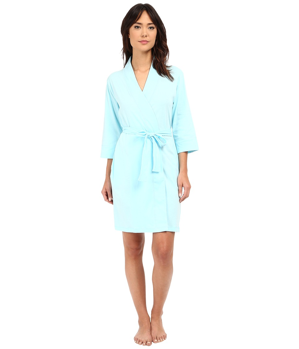Jockey Jockey Cotton Essentials Robe Surf Blue Womens Robe