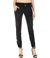 Philipp Plein - Side Sheer Paneled Joggers