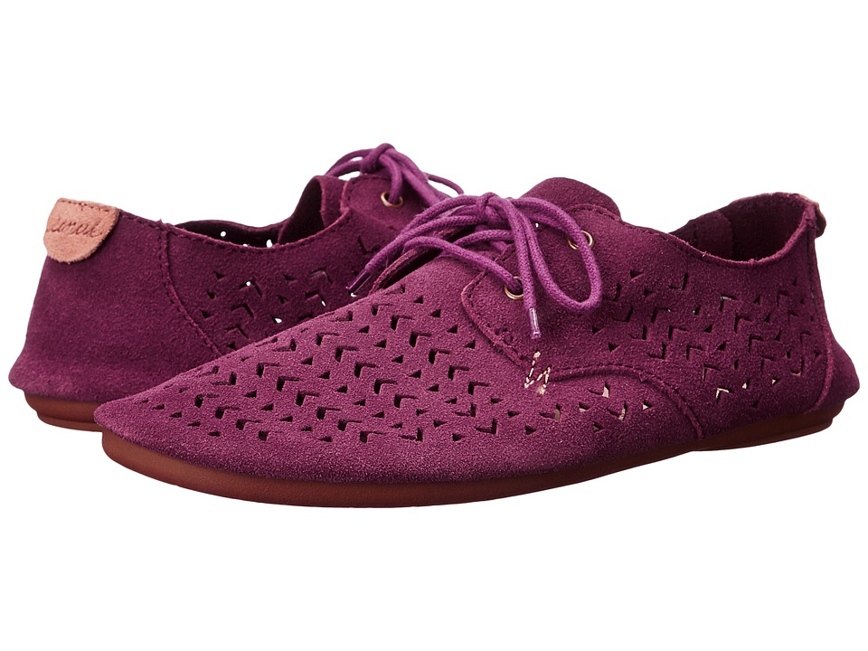 Sanuk - Bianca Perf (Dusty Boysenberry) Women