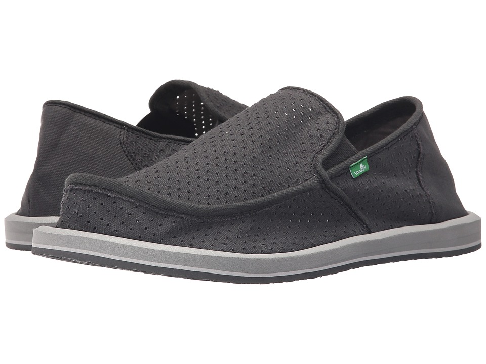Sanuk - Vagabond Perf (Charcoal) Men