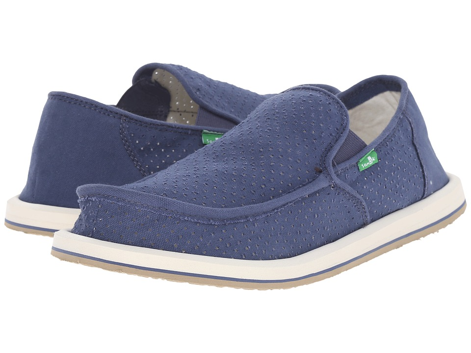 Sanuk - Vagabond Perf (Blue) Men