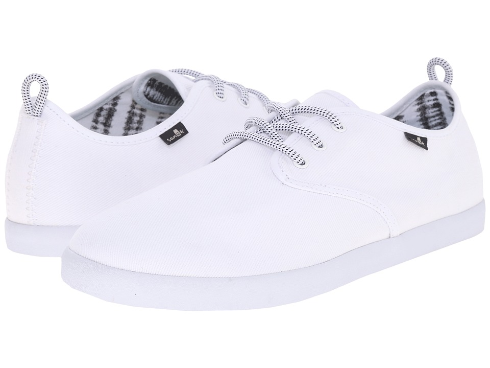 Sanuk - Guide (White) Men