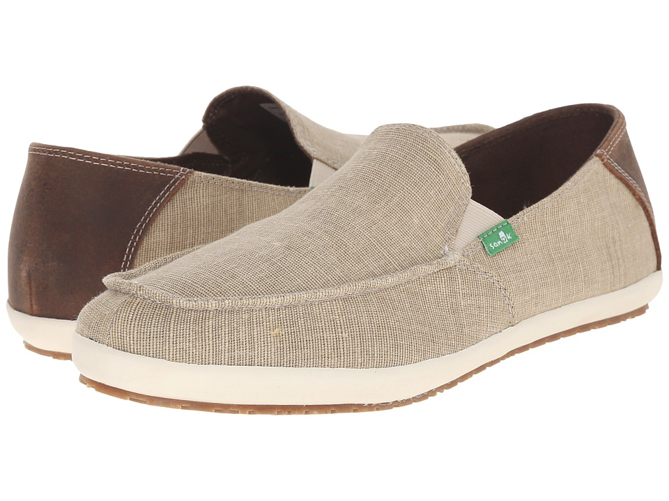 Sanuk - Casa Vintage (Natural Vintage) Men
