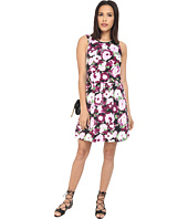 kensie - Watercolors Blooms Dress KS2K7854
