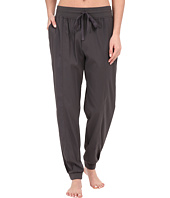 Midnight by Carole Hochman - Lounge Woven Jogger Pants