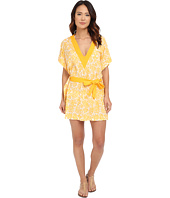 MICHAEL Michael Kors - Chilitington V-Neck Tunic Cover-Up