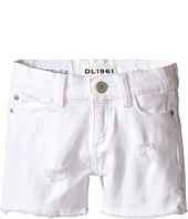 DL1961 Kids - Lucy Shorts in Sugar (Toddler/Little Kids)