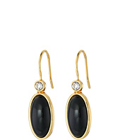 LAUREN Ralph Lauren - Modern Landscape Oval Stone Drop Earrings
