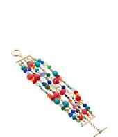 LAUREN Ralph Lauren - Fantastic Voyage 5 Row Multi Bead Bracelet