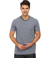 VISSLA - Open Short Sleeve Pocket Knit Tee