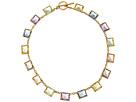 LAUREN Ralph Lauren Pearls Rock 16 Faceted Stone Necklace