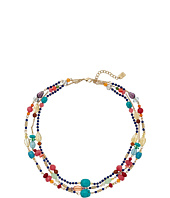 LAUREN Ralph Lauren - Fantastic Voyage 5 Row Multi Bead Necklace