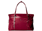 Victorinox Victoria Sage Expandable Carry-On Laptop Tote (Black Cherry)