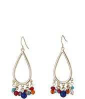 LAUREN Ralph Lauren - Fantastic Voyage Teardrop Gypsy Multi Bead Earrings