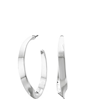 LAUREN Ralph Lauren - Retro Links Large Twisted Hoop Earrings