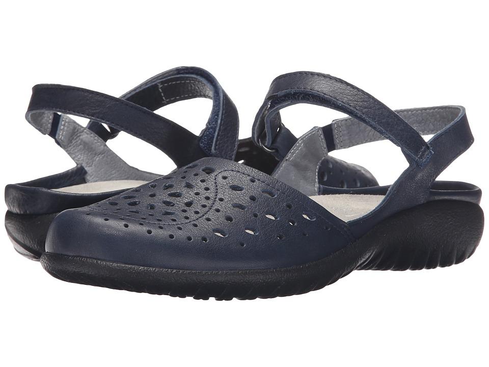 Naot Footwear - Arataki (Ink Leather) Women