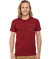 VISSLA - Spread Out Vintage Wash Pocket Tee