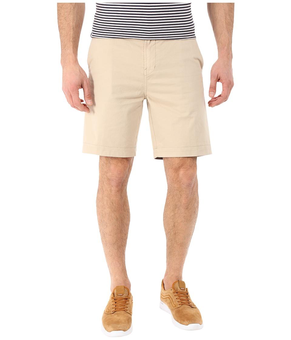 VISSLA - No See Ums Garment Dye Twill Chino Walkshorts 19 Outseam