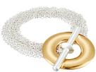 LAUREN Ralph Lauren Luxe Links 7 1/2 Multi Chain Bracelet