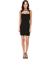 DSQUARED2 - Micro Piquet Compact Shift Dress