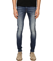 Vivienne Westwood - Anglomania Drainpipe Jeans in Blue Denim