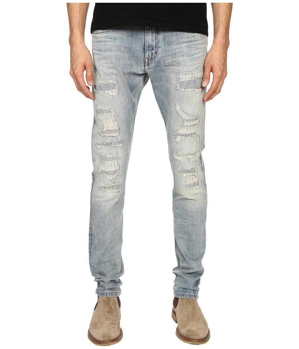 Vivienne Westwood Anglomania Rock N Roll Jeans in Blue Denim Blue Denim2 Mens Jeans