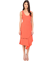 Prabal Gurung - Crepe Asymmetrical Hem Dress