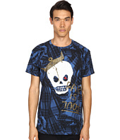 Vivienne Westwood - King Skull Tartan T-Shirt